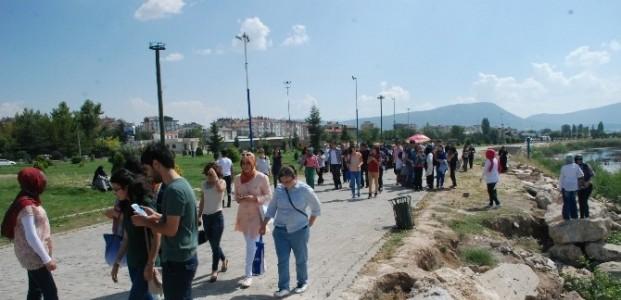 Karatay Gençlik Merkezi Öğrencileri Beyşehir'de