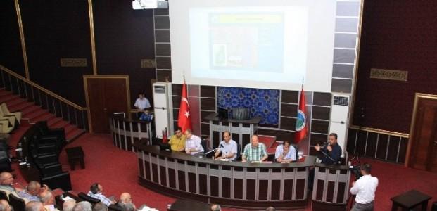 Karatay Kent Konseyi Toplantısı Yapıldı