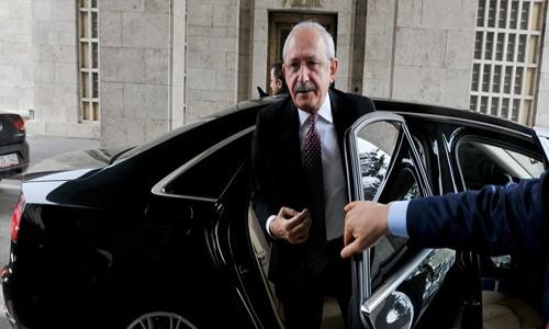Kılıçdaroğlu'na Zırhlı Araç-Bahçeli istemedi