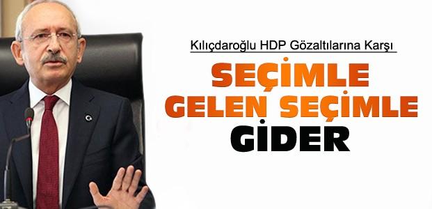 Kılıçdaroğlu'ndan HDP Açıklamaları