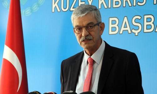 KKTC Başbakan istifasını sundu