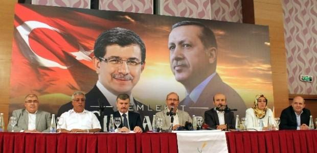 Konya AKP 1.Olağanüstü Genel Kurul'una Hazır