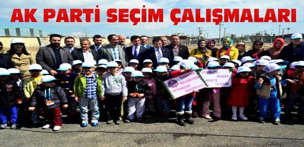 Konya Ak Parti Seçim Çalışmaları
