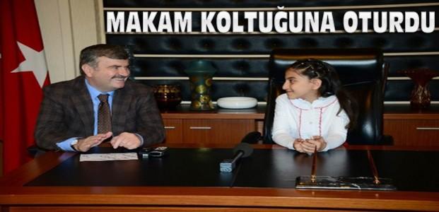 Konya Büyükşehir Belediye Başkanı Ayşe Ceren Oldu