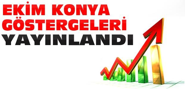 Konya Ekim Ayı Ekonomik Göstergeleri Yayınlandı