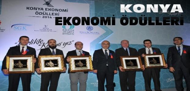 Konya Ekonomi Ödülleri Sahiplerini Buldu
