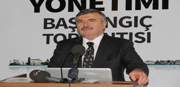 Konya Katı Atık Yönetimi Projesi İmzalandı
