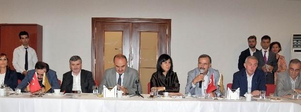 Konya OSB'de Yeni Yatırımlar İçin Kollar Sıvandı