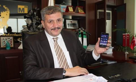 Konya SMMMO Mobil Uygulamasını Tanıttı
