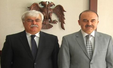 Konya Valisi Kombassan'ı Ziyaret Etti