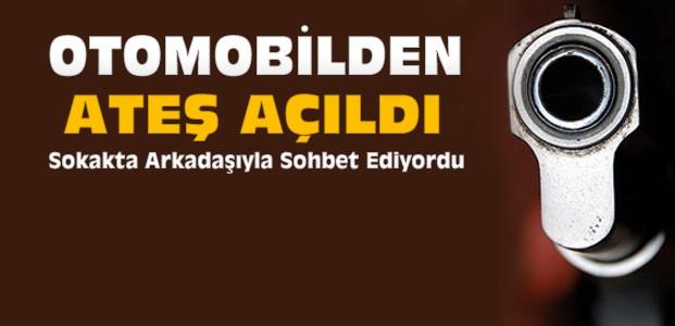 Konya'da 17 Yaşındaki Gence Silahlı Saldırı