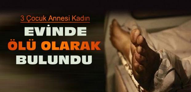 Konya'da 35 Yaşındaki Kadın Ölü Olarak Bulundu