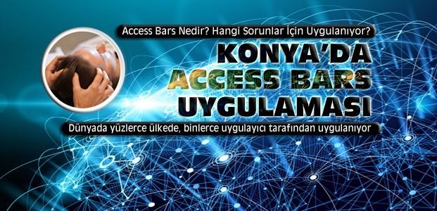 Konya'da Access Bars Uygulaması-Access Bars Nedir?
