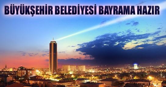 Konya'da Bayramda Toplu Ulaşım İndirimi