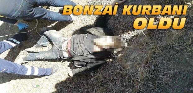 Konya'da Bir Genç Daha Bonzai Kurbanı Oldu