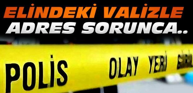 Konya'da Canlı Bomba Paniği