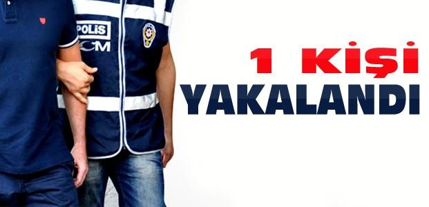 Konya'da DAEŞ Üyesi 1 Kişi Yakalandı