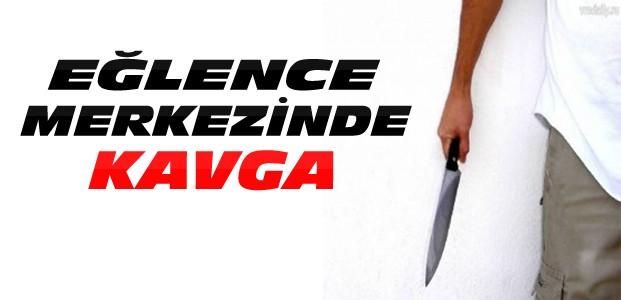 Konya'da Eğlence Merkezinde Kavga