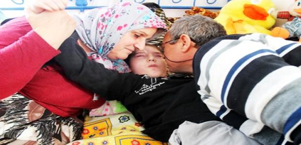 Konya'da Fedakar Annenin Evlat Sevgisi
