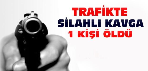 Konya'da Hatalı Sollama Cinayeti