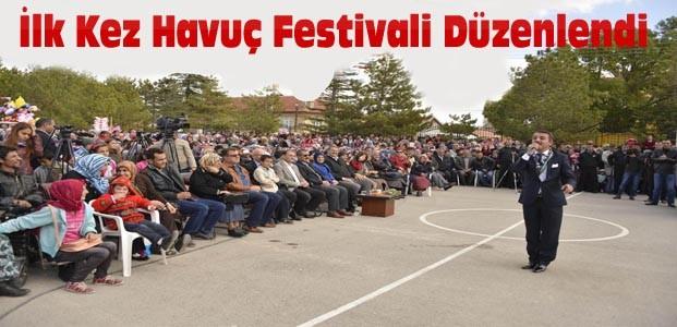 Konya'da Havuç Festivali Düzenlendi