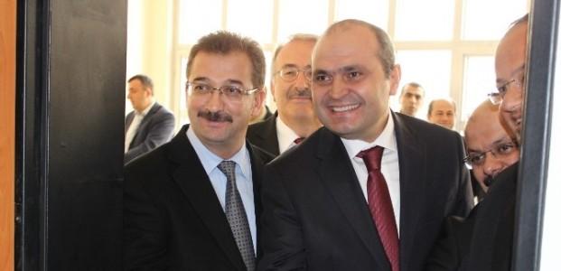 Konya'da Hükümlüler İçin Eğitim Sınıfı