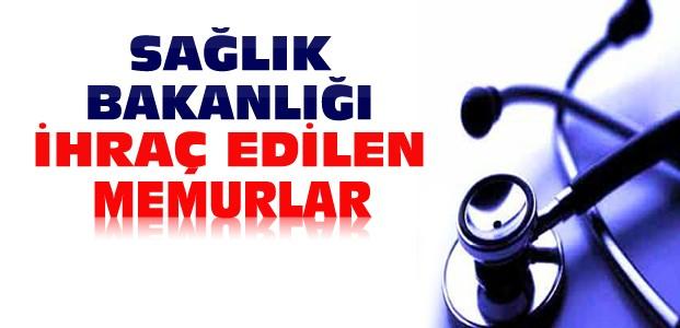 Konya'da İhraç Edilen Sağlık Çalışanları