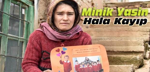 Konya'da Kaybolan Yasin'den Hala Haber Yok