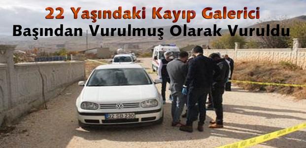 Konya'da Kayıp Kişi Öldürülmüş Olarak Bulundu