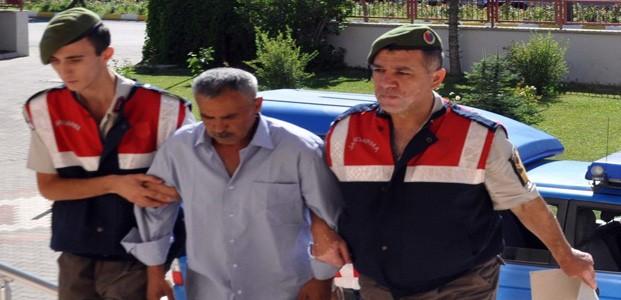 Konya'da Maganda Kurşunu Şüphelisi Tutuklandı