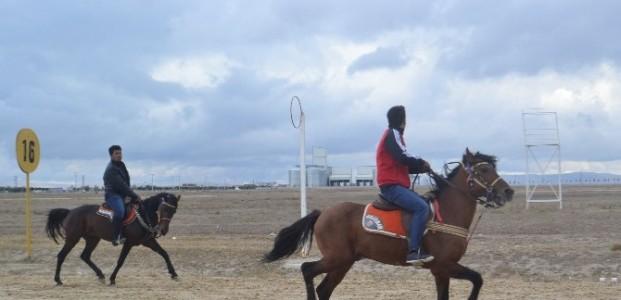 Konya'da Rahvan At Yarışları Sona Erdi