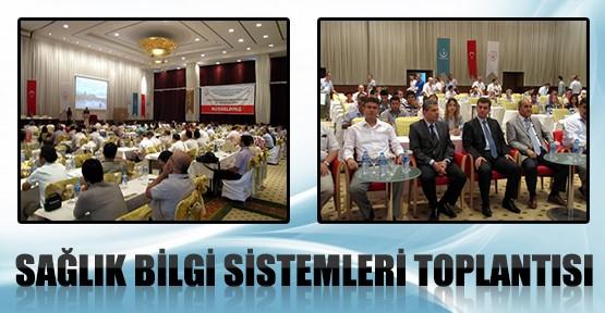 Konya'da Sağlık Bilgi Sistemleri Toplantısı