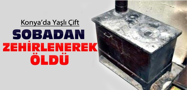 Konya'da Soba Zehirlenmesi