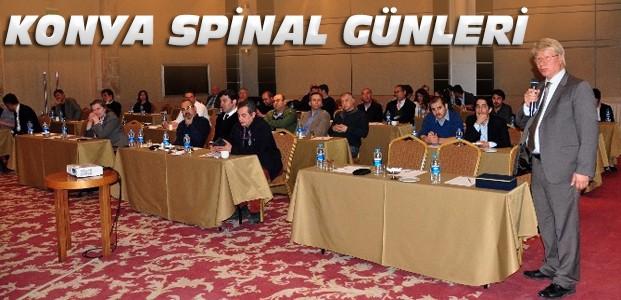 Konya'da Spinal Günleri Toplantısı