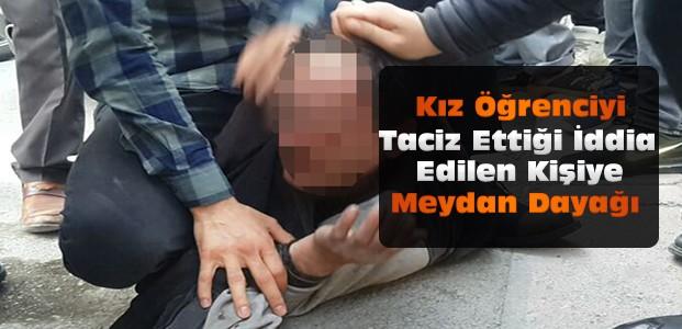 Konya'da Taciz Dayağı-Tıkla İzle