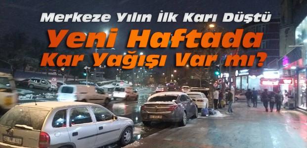 Konya'da Yeni Haftada Hava Nasıl Olacak?