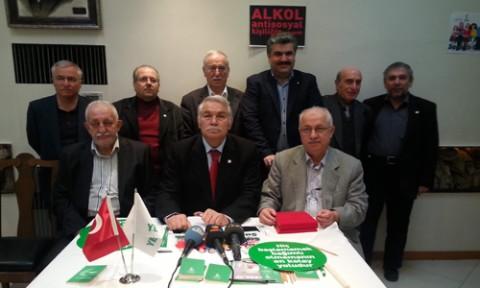 Konya'da Yeşilay Haftası Etkinlikleri