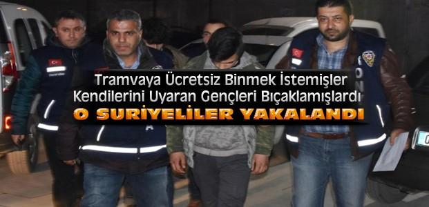 Konya'daki 2 Genci Bıçaklayan Suriyeliler Yakalandı