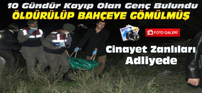 Konya'daki Cinayet Zanlıları Adliyeye Sevk Edildi