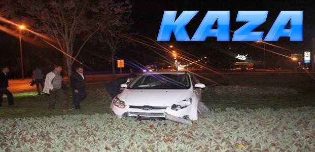 Konya'daki kazada 3'ü çocuk 7 kişi yaralandı