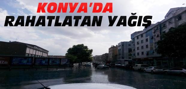 Konya'daki Yağış Sürecek mi?