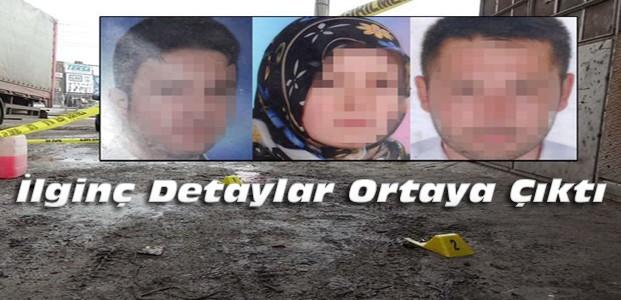 Konya'daki Yasak Aşk Cinayetinde İlginç Detaylar