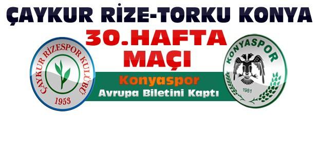 Konyaspor Avrupa'yı Garantiledi