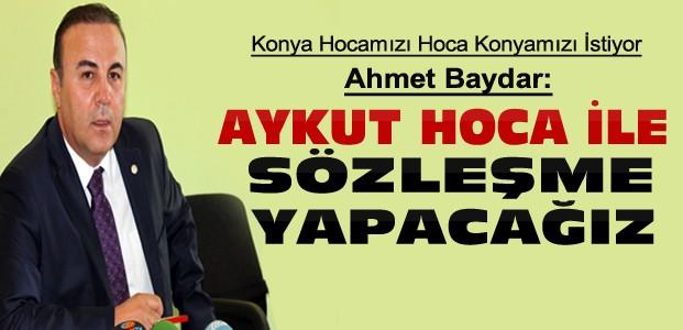 Konyaspor Aykut Kocaman'la Devam Edecek mi?
