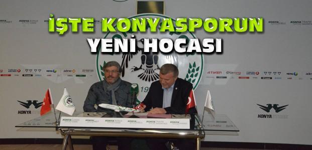 Konyaspor Yeni Teknik Adamla Anlaştı