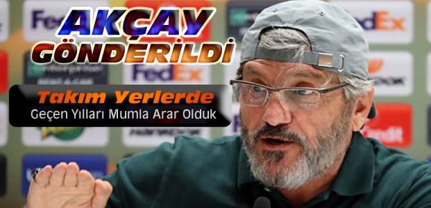 Konyaspor Yeni Teknik Adamla Yollarını Ayırdı