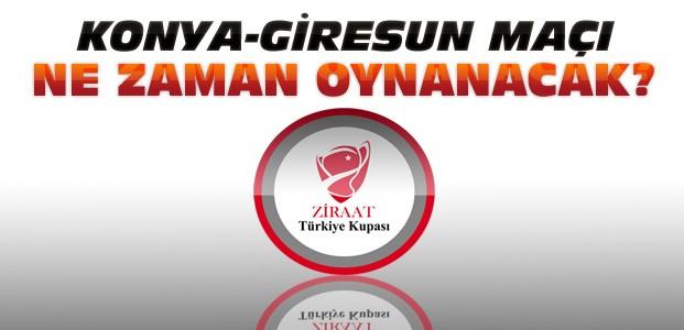 Konyaspor Ziraat Türkiye Kupası 1.Maç
