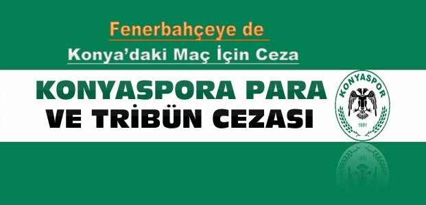 Konyaspora PFDK'dan şok cezalar