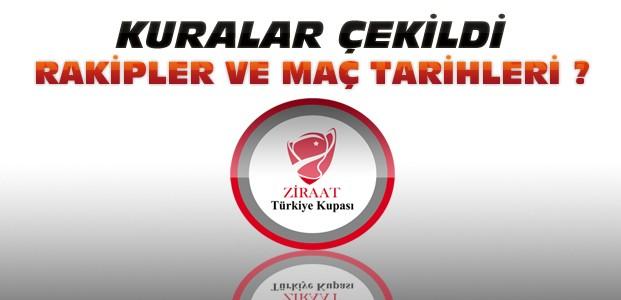 Konyasporun Kupa Rakipleri ve Maç Programı