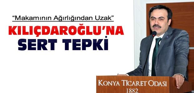 KTO Başkanı Öztürk'ten Kılıçdaroğlu'na tepki